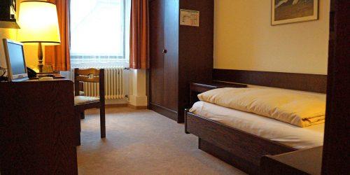 Zum Ochsen Einzelzimmer Schwarzwald Bett