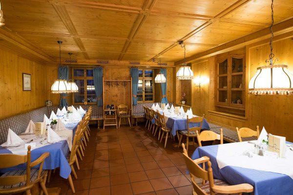 Zum Ochsen Hotel Restaurant Gaststube Ansicht